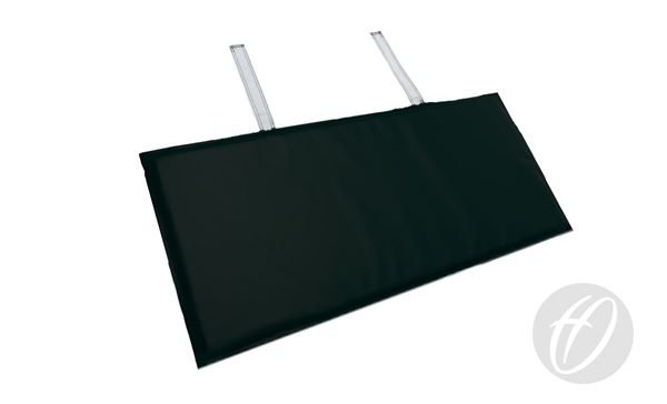 Integrally Weighted Tennis Base Protection Pad