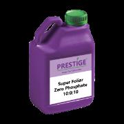 Prestige Super Foliar Zero Phosphate 10-0-10