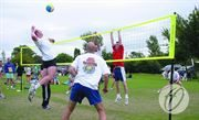 Portable Volleyball