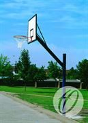 Cantilever Basketball Ring