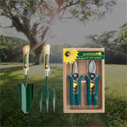 Hand Tools Package Deal (Green Pruning Set)