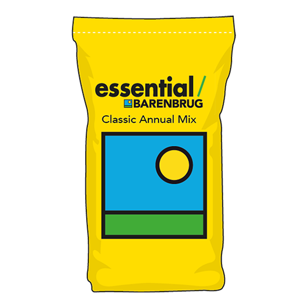 Barenbrug 100% Wildflower Seed Mix - Classic Annual Mix