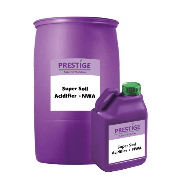 Prestige Super Soil Acidifier + NWA