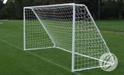 Freestanding Steel Goals