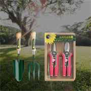Hand Tools Package Deal (Pink Pruning Set)