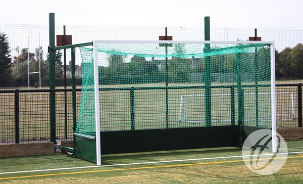 Folding Hockey Goals - 2.1m to 2.5m Projection