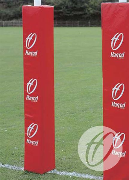 Single Colour Club Rugby Post Protectors