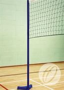 Floor Fixed VB4 Volleyball Set