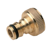 Threaded Tap Connector (Half Inch) V1