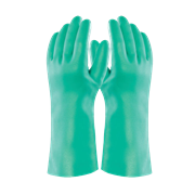 Green Chemical Gloves V1