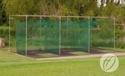 Double Golf Enclosure